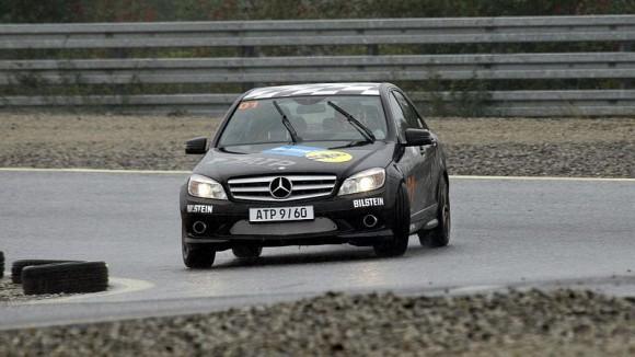 Fahrdynamik-Mercedes-C-Klasse-im-Drift-ATP-Papenburg-Hockenheimring