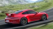 Porsche 911 GT3 Hinterachslenkung