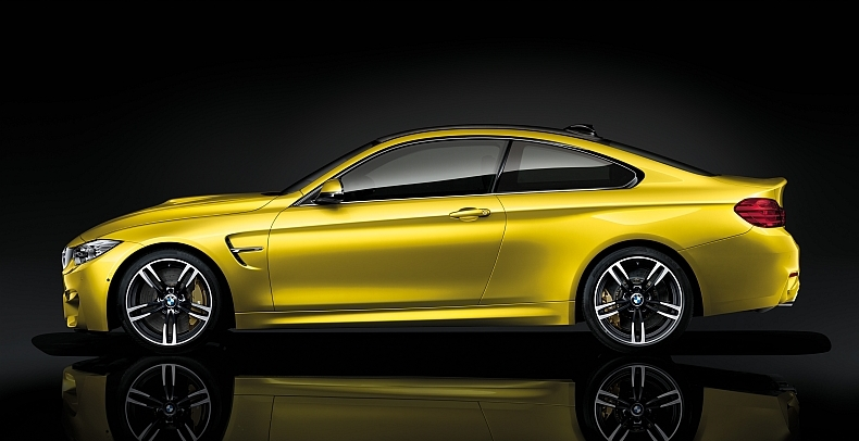 BMW-M4-2014-Detroit 2014
