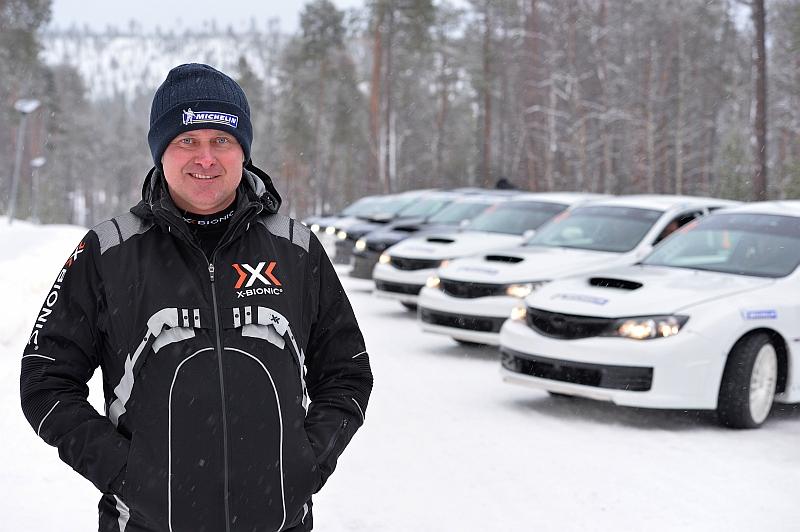 Michelin Winter Experience 2014 Armin Schwarz